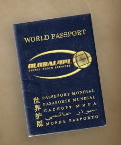 Global4PL Passport by DHP