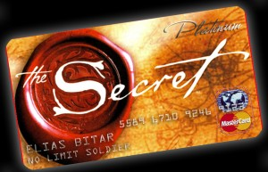 the secret credit card by DHP